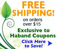 Haband coupons discounts